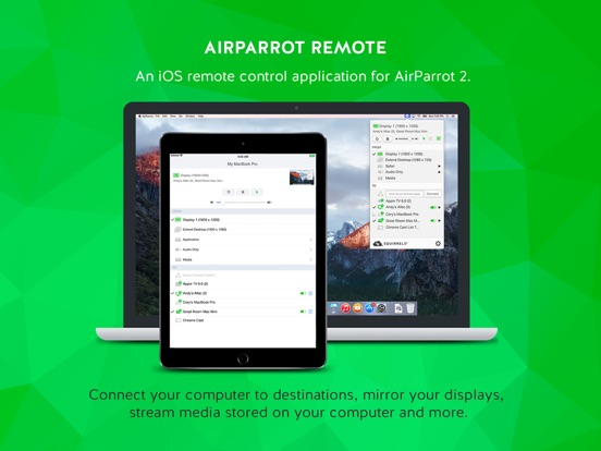 AirParrot Remote Screenshot