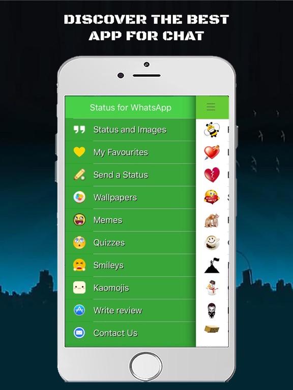 Status for WhatsApp-ipad-0