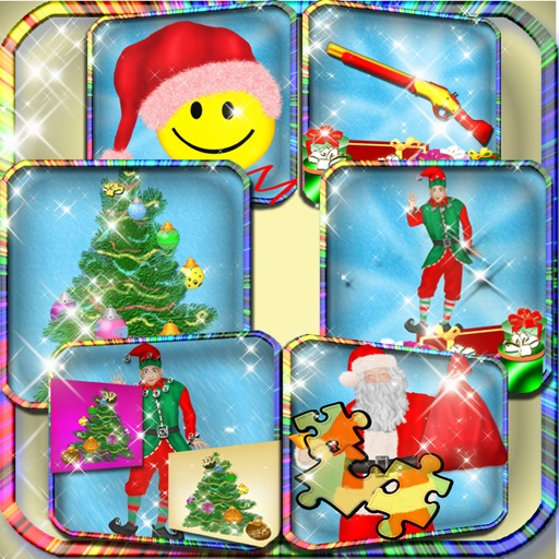 Christmas Fun Games Collection For The Holidays iOS App