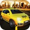 Taxi Driver 3D Simulator - Taxi Parking Sim 2016 taxi