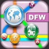 Dallas Maps - Download DART Train Maps and Tourist Guides. app free for iPhone/iPad