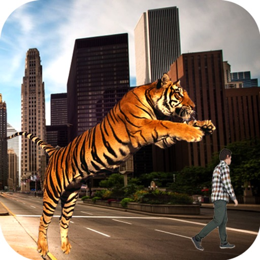 Tiger Rampage City Revenge iOS App