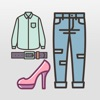 StyleBook Moji - Celebrity Wardrobe Closet Emoji