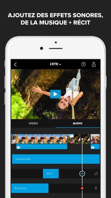 download Splice - Outil d'édition de vidéos par GoPro apps 4