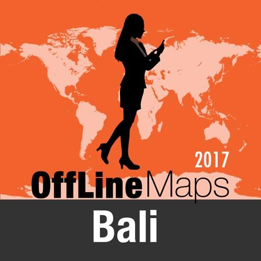 Bali Déconnecté carte et guide de voyage