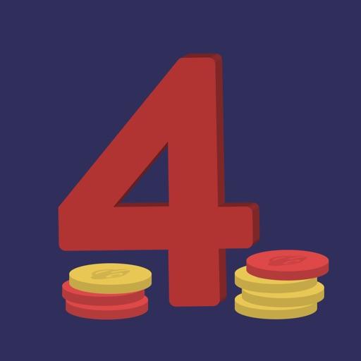 Four in a Row <3 iOS App
