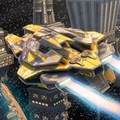 3D Space Ship Simulator