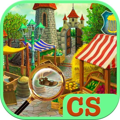 Hidden Object Market: Mystery solver of Criminal iOS App
