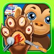 Pet Foot Doctor Salon - Games for Kids Free hacken