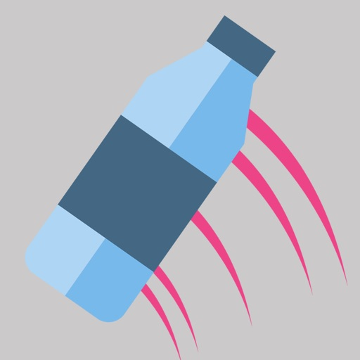 Water Bottle Flip Challenge : Endless Diving 2016 iOS App