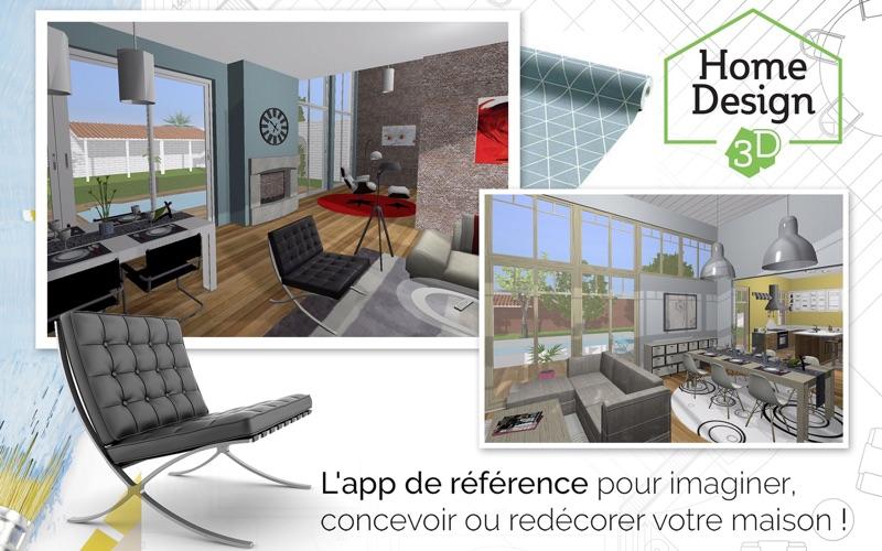 Screenshot Home Design 3D