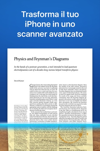 Scanner Pro screenshot 1