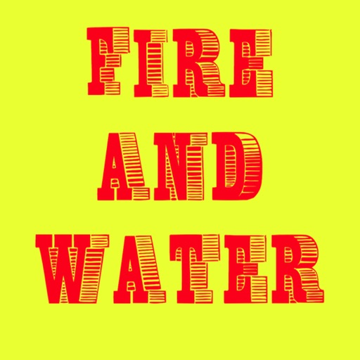 Fire and Water iOS App