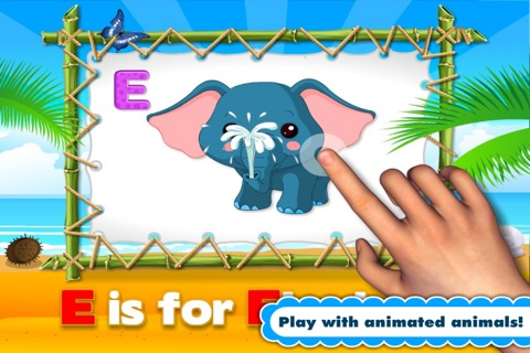 Kids ABC Games: Toddler Girls & Boys Learning Free screenshot 4