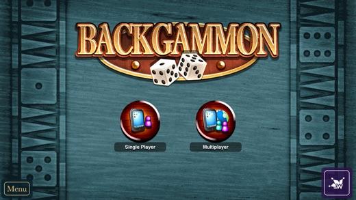 iphone screenshot 2 - Backgammon Game