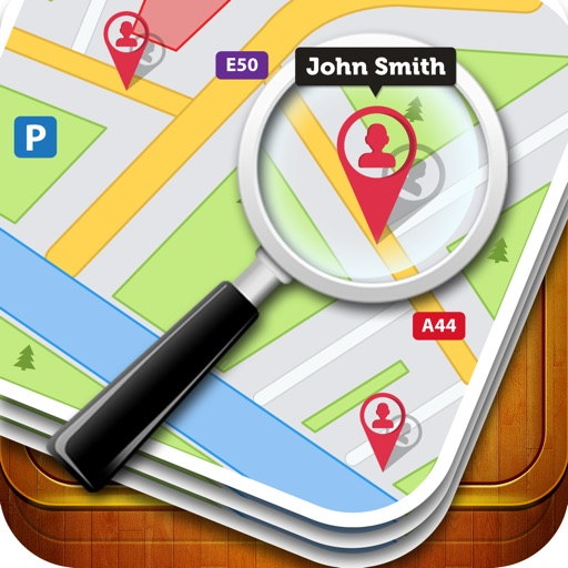Find My Contacts iOS App