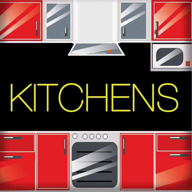 Kitchens. New Design Ideas From Professionals On The App Store