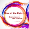 Care of the Elderly Exam Review 2400 Flashcards elderly care services