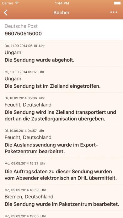 deutsche post sendungsverfolgung