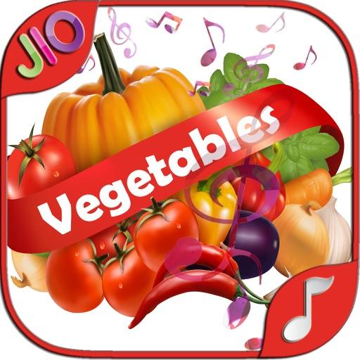 Vegetables Sound iOS App
