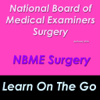 NBME Surgery for self Learning &Exam Preparation