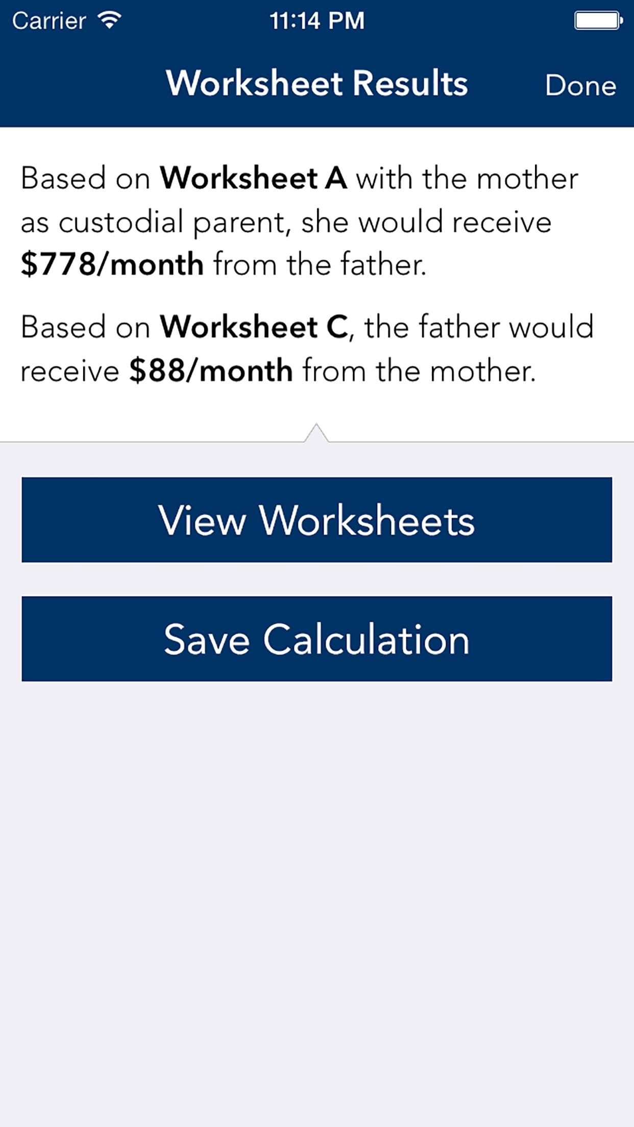 North Carolina Child Support Worksheet B justsingit – North Carolina Child Support Worksheet