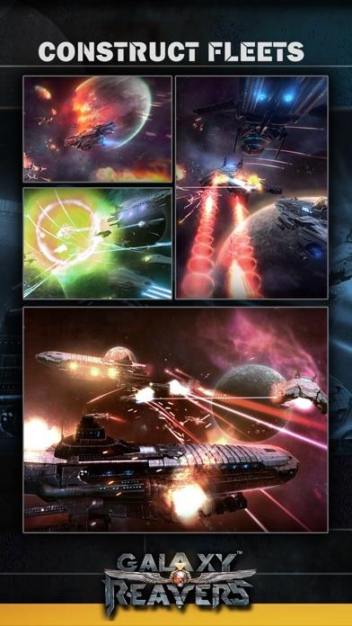 Galaxy Reavers-Space Strategy game(RTS) Screenshot