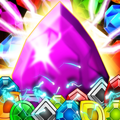 Magic Jewels Legend Puzzle iOS App
