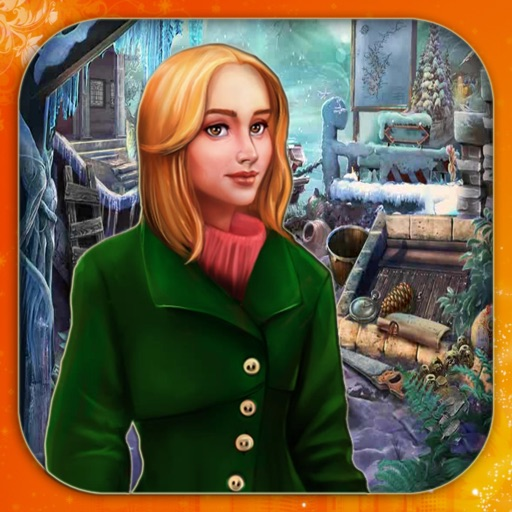Hidden Objects Of A Snowy Afternoon iOS App