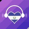 Radios de El Salvador en linea (El Salvador Radio) el salvador flag