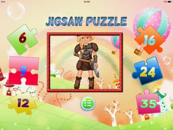 puzzle m dchen lernspiele f r 3 j hrige im app store. Black Bedroom Furniture Sets. Home Design Ideas