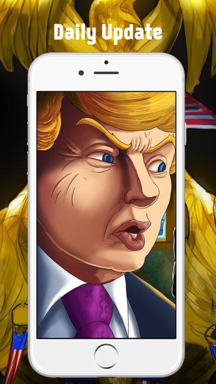 Donald Trump Wallpapers America Election 2016 By Htet Htet Myo