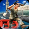 Navy US Army Training School 3D - Shooting Course training