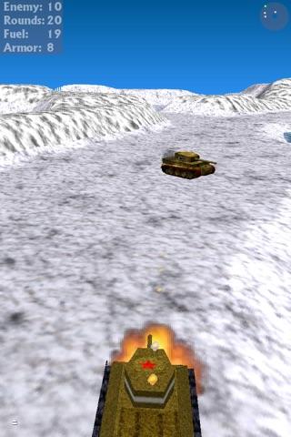 Tank Ace 1944 HD screenshot 3