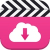 Super Video D/L Player for Dropbox/iCloud/Clouds