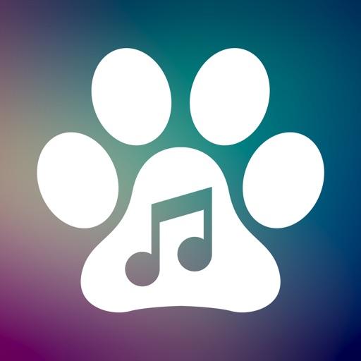 犬の不安とペットの治療のための静かな音楽