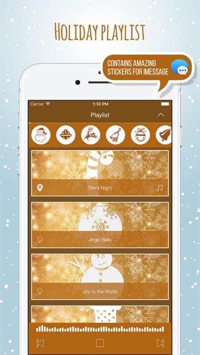 子供と大人のためのクリスマスソングの休日の... screenshot1