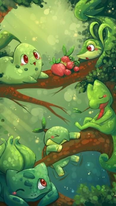 download HD Poke Wallpapers for Pokemon GO apps 0