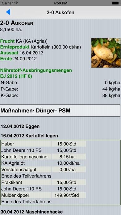 Screenshot von AO mobileDoc3