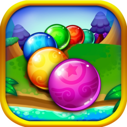 Marbles Treasure Shoot for Funny Game iOS App