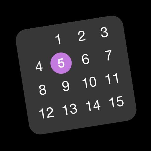 Quick View Calendar