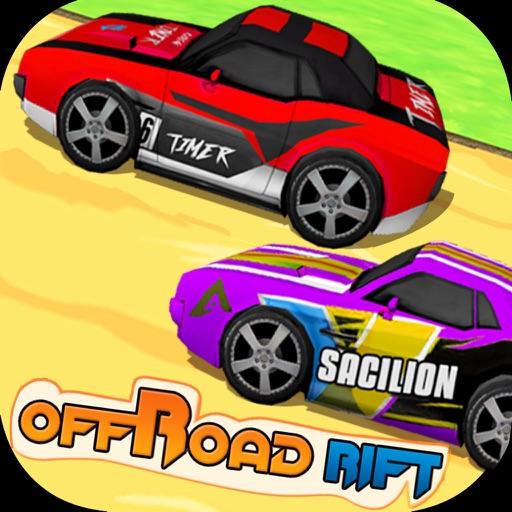 внедорожный Рифт - свободный мышцы гоночный автомо