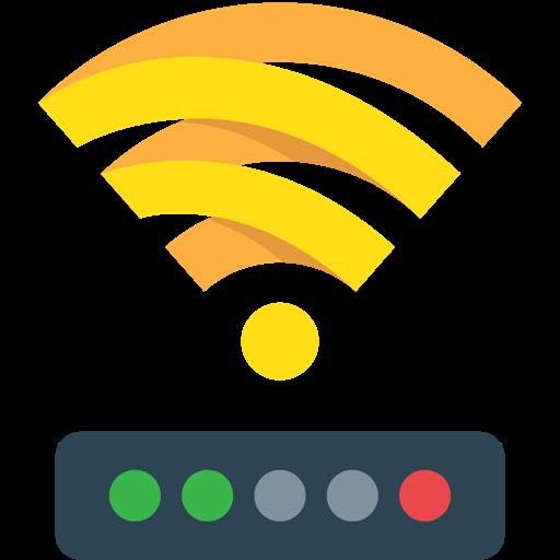 WiFi Signal Strength Status