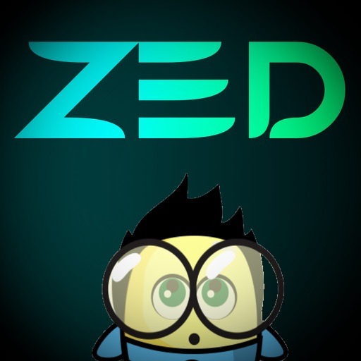 Jumper ZED for Keep Calm and Jump iOS App
