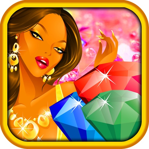 Lucky Diamond Casino Games and Scatter Coins Slots iOS App