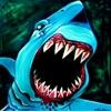 Angry Shark Island Final Record center Adventu
