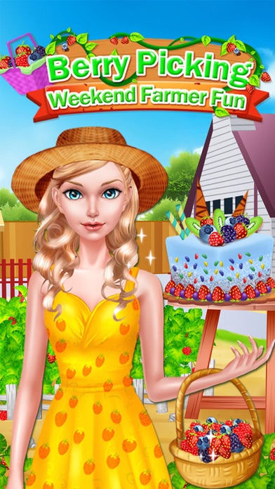 download Berry Picking Farm - Girls Pastry Story apps 2