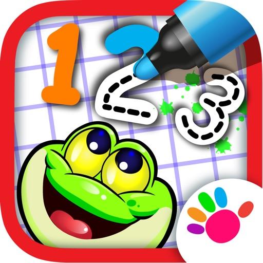 Учим цифры! FULL Игра для детей. Обучающие игры
