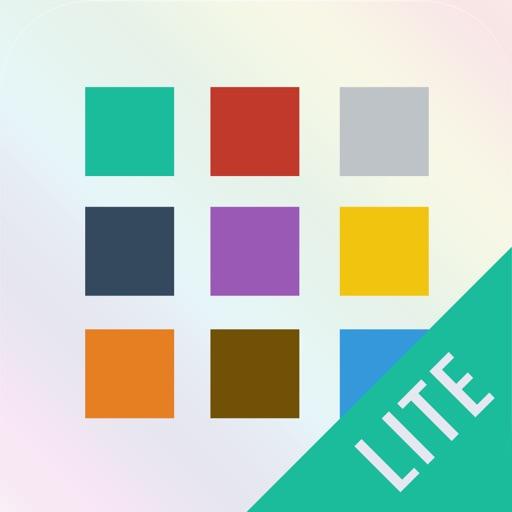 Colorbloks Lite iOS App