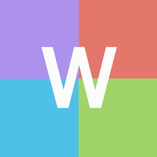 Word Search With Friends - Whizzle Word iOS App